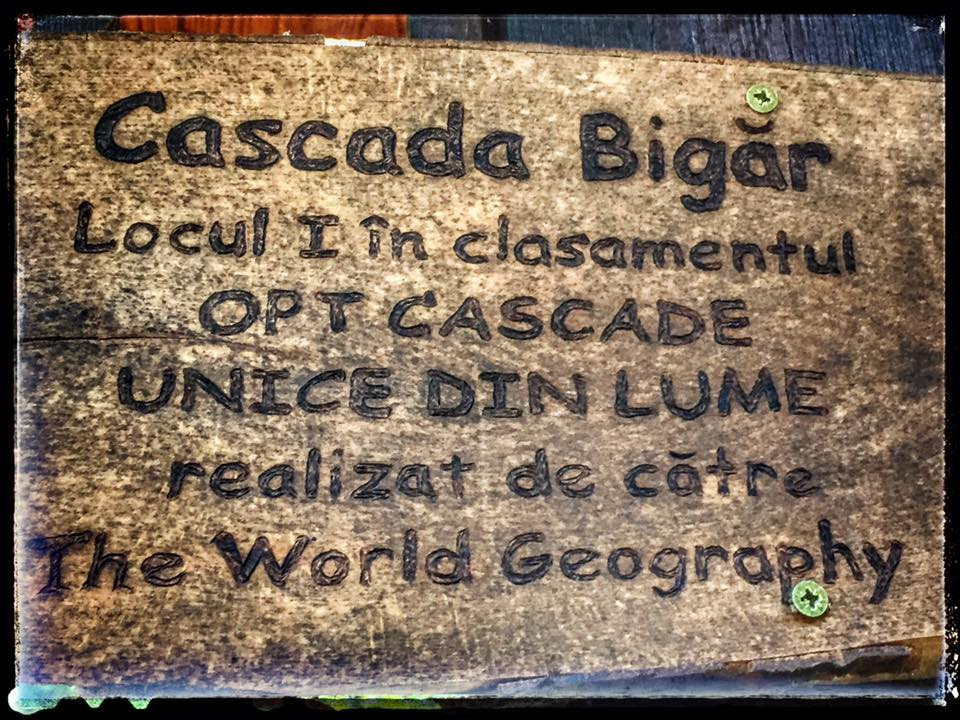 8 Cascada BIGAR Turism Caras Severin Povestea Locurilor