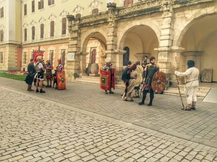 13 PRINCIPIA Luptele dintre DACI si ROMANI