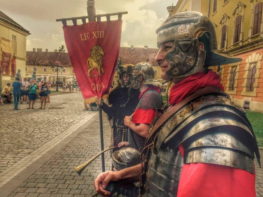 15 PRINCIPIA Luptele dintre DACI si ROMANI