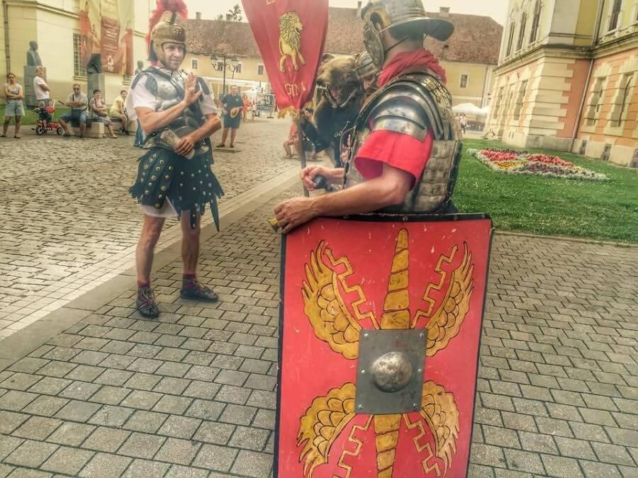 16 PRINCIPIA Luptele dintre DACI si ROMANI