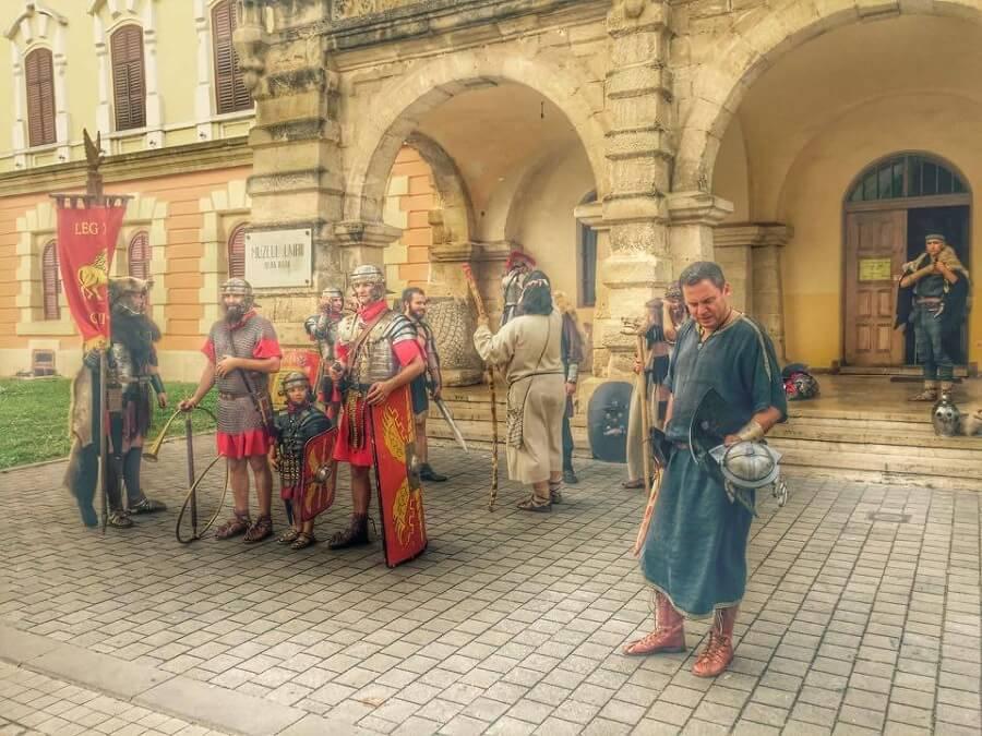 17 PRINCIPIA Luptele dintre DACI si ROMANI