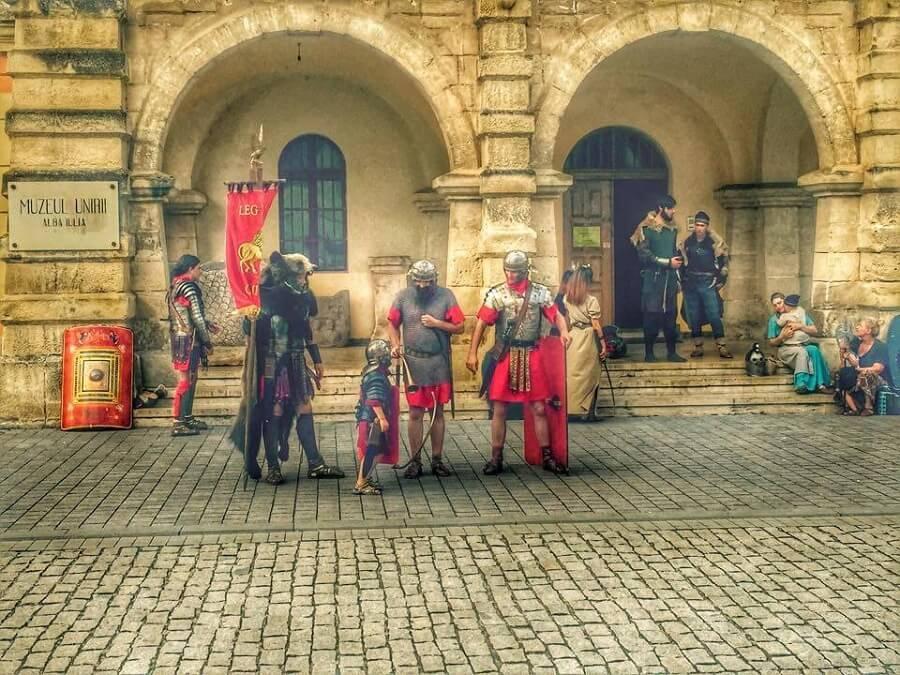 18 PRINCIPIA Luptele dintre DACI si ROMANI
