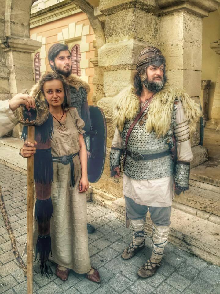 4 PRINCIPIA Luptele dintre DACI si ROMANI
