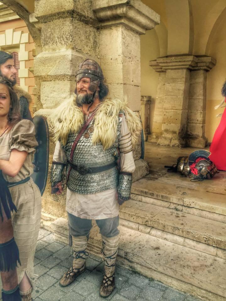 5 PRINCIPIA Luptele dintre DACI si ROMANI