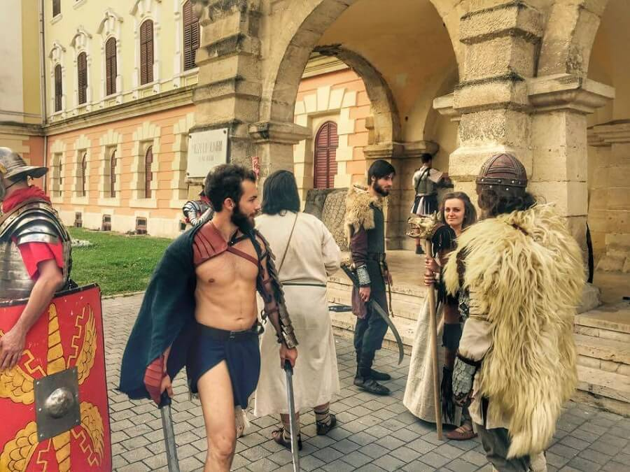 6 PRINCIPIA Luptele dintre DACI si ROMANI