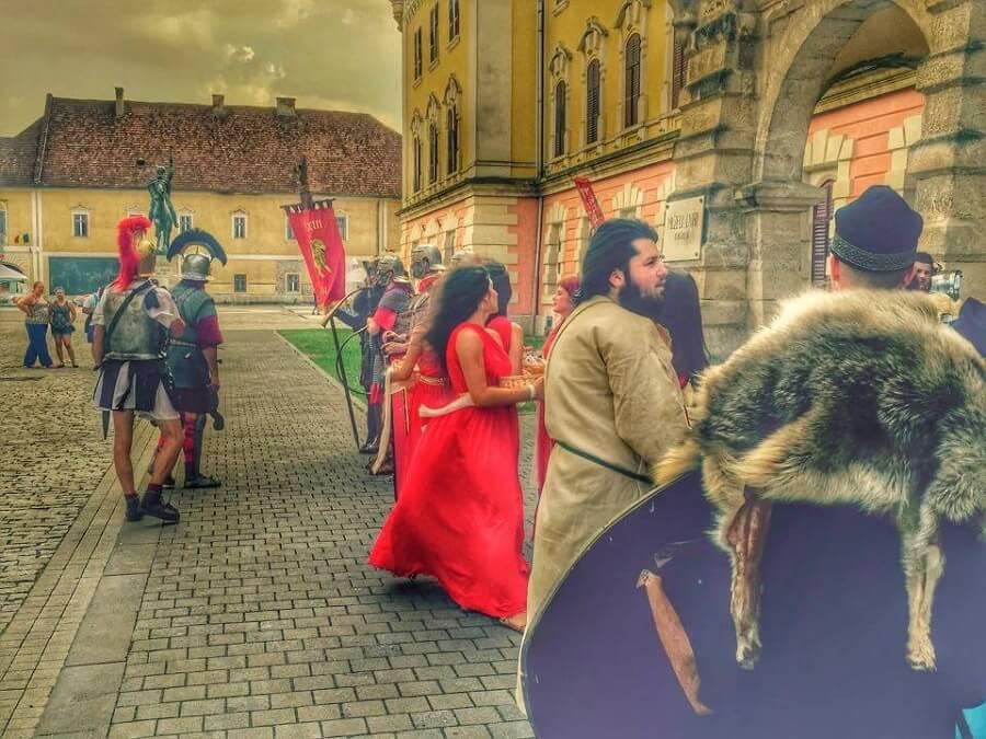 7 PRINCIPIA Luptele dintre DACI si ROMANI
