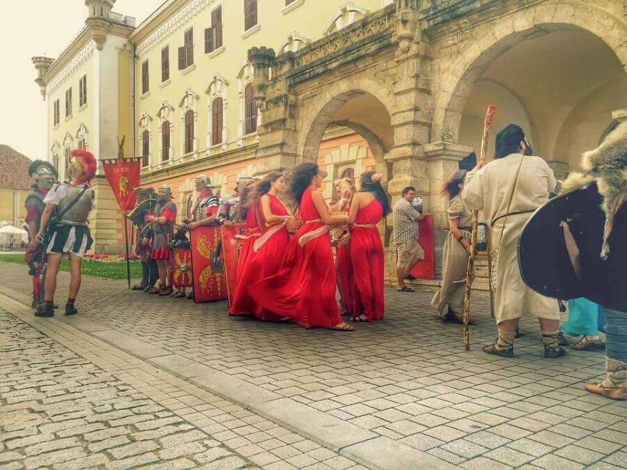 8 PRINCIPIA Luptele dintre DACI si ROMANI