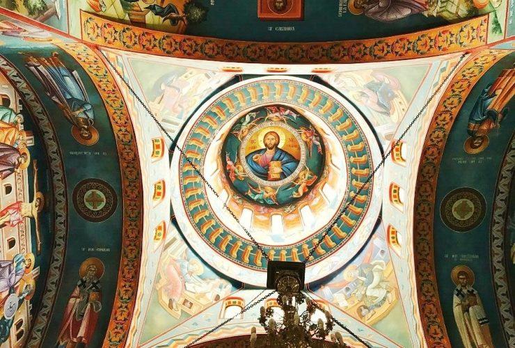 Mănăstirea Caraiman 7