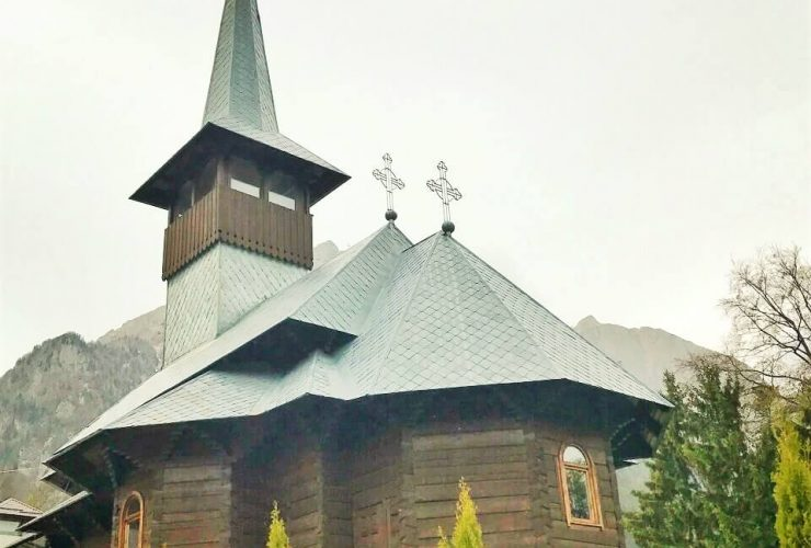 Mănăstirea Caraiman 6