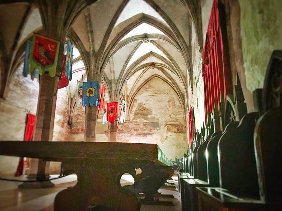 Castelul de la Hunedoara Castelul Huniazilor