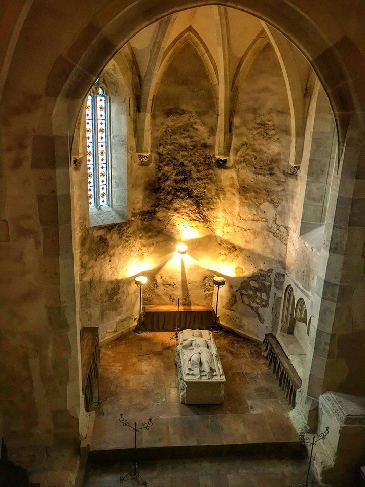 Mormantul lui Iancu de Hunedoara Castelul Corvinilor Povestea Locurilor