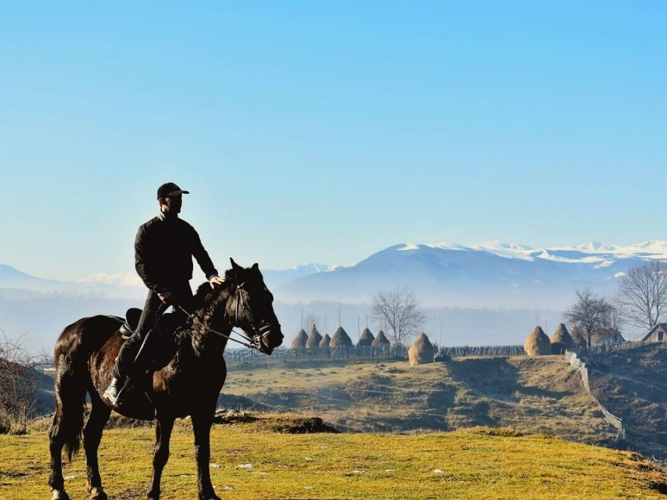 Ținutul Momârlanilor Drumeție Călare @ Carpathian Horse Trekking 3