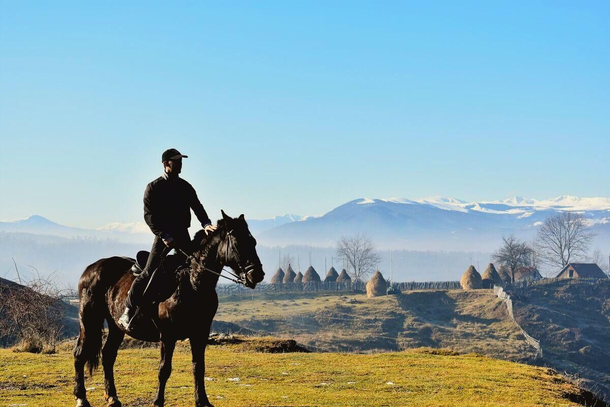 Tinutul Momarlanilor Drumetie Calare @ Carpathian Horse Treking 3
