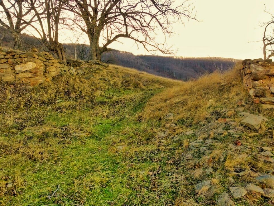 Lindenfeld ruine