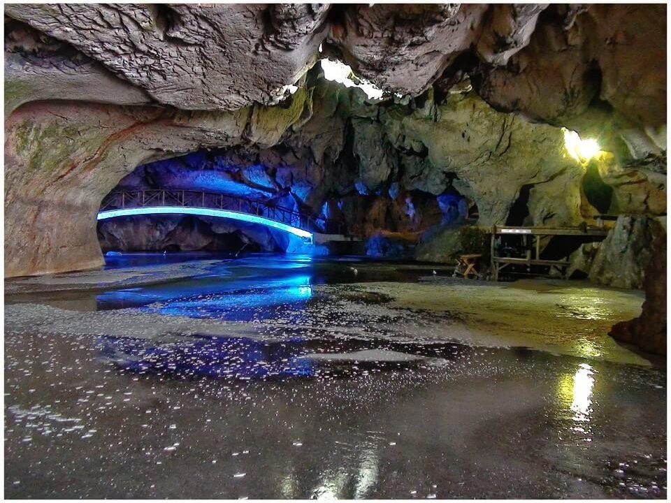 Peștera BOLII Bastionul lui BUREBISTA 1