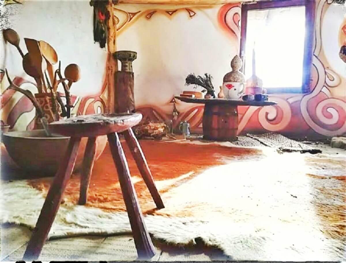 Casele din Cultura CUCUTENI