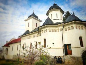 Mănăstirea Hodoș-Bodrog ICXCNIKA Povestea Locurilor