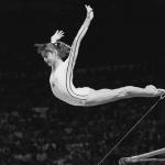 Nadia Comăneci Montreal 1976