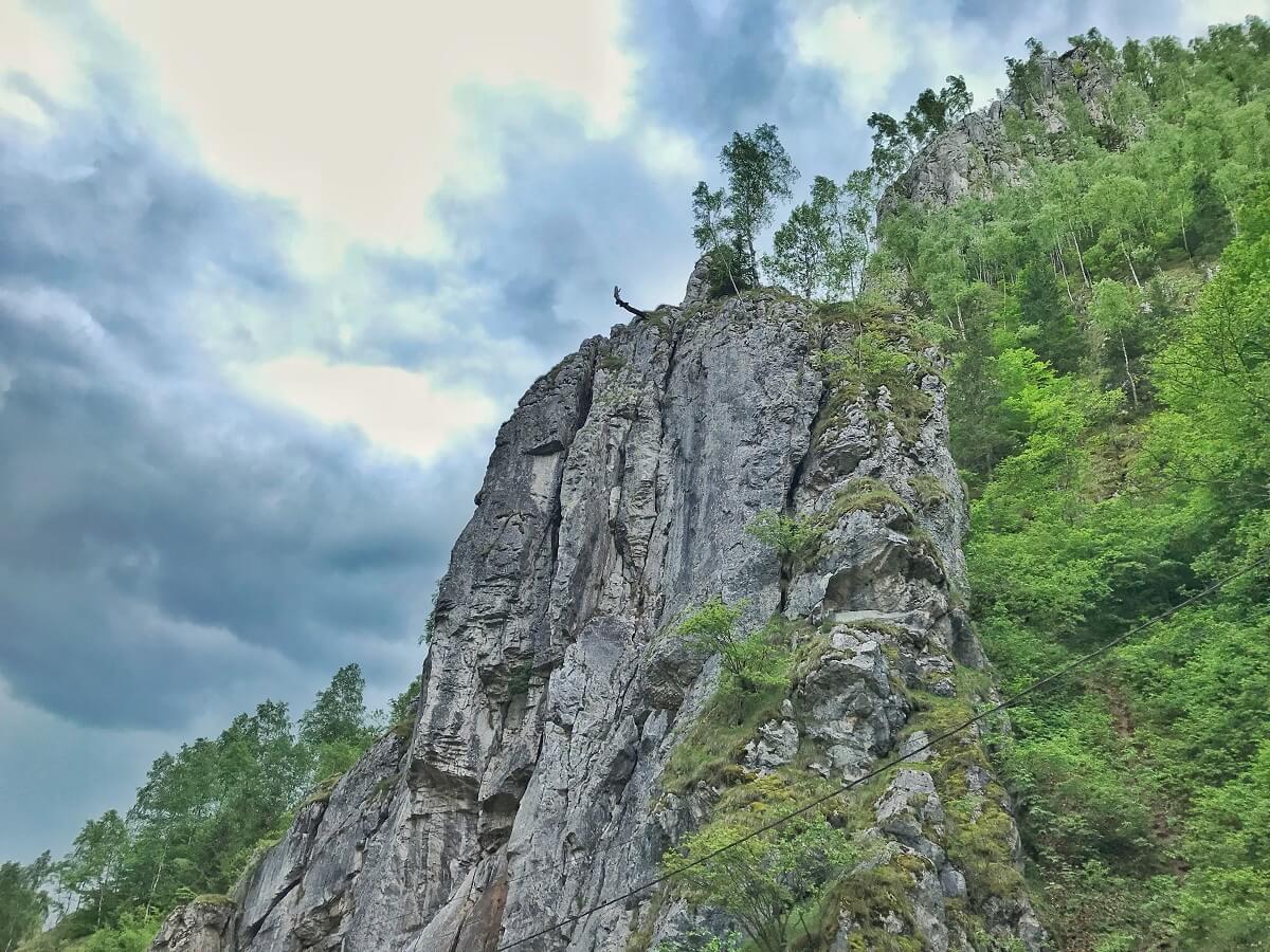 Rezervația Naturală Cheile Tăii Featured Povestea Locurilor