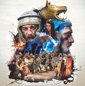 Festivalul DACFEST Magura Uroiului Hunedoara