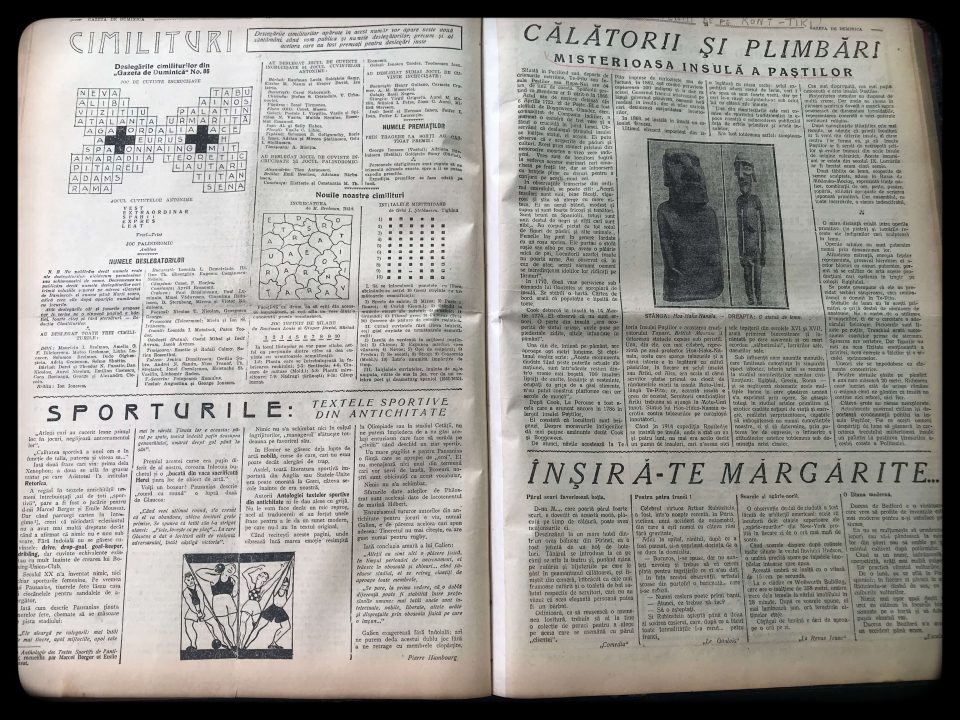Gazeta de Duminică, 10 iulie 1927 pag 15 16