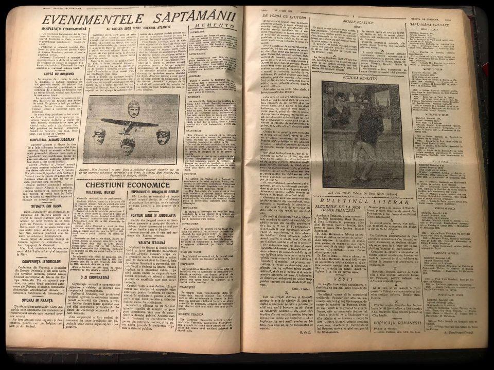 Gazeta de Duminică, 10 iulie 1927 pag 3 4