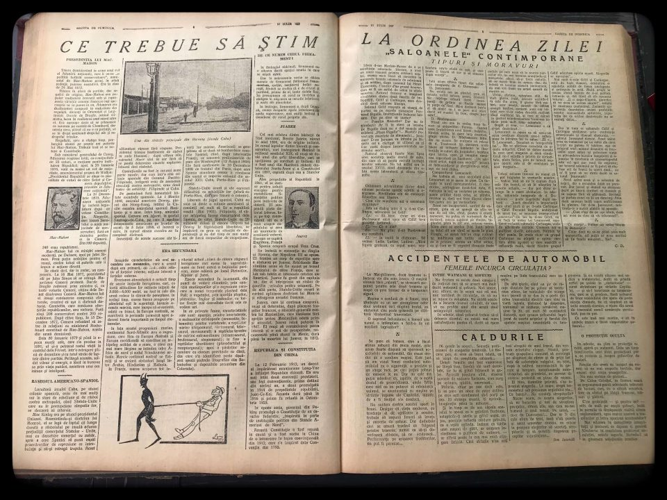 Gazeta de Duminică, 10 iulie 1927 pag 5 6