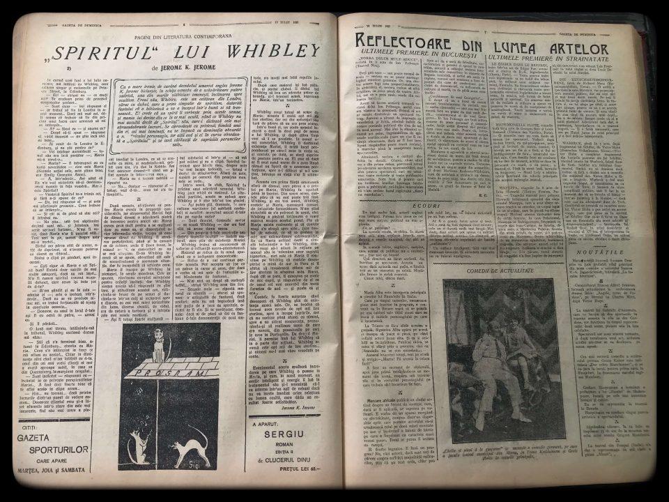 Gazeta de Duminică, 10 iulie 1927 pag 7 8