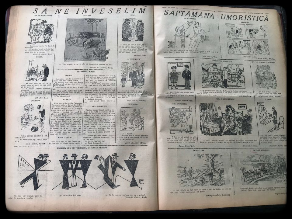 Gazeta de Duminică, 10 iulie 1927 pag 9 10