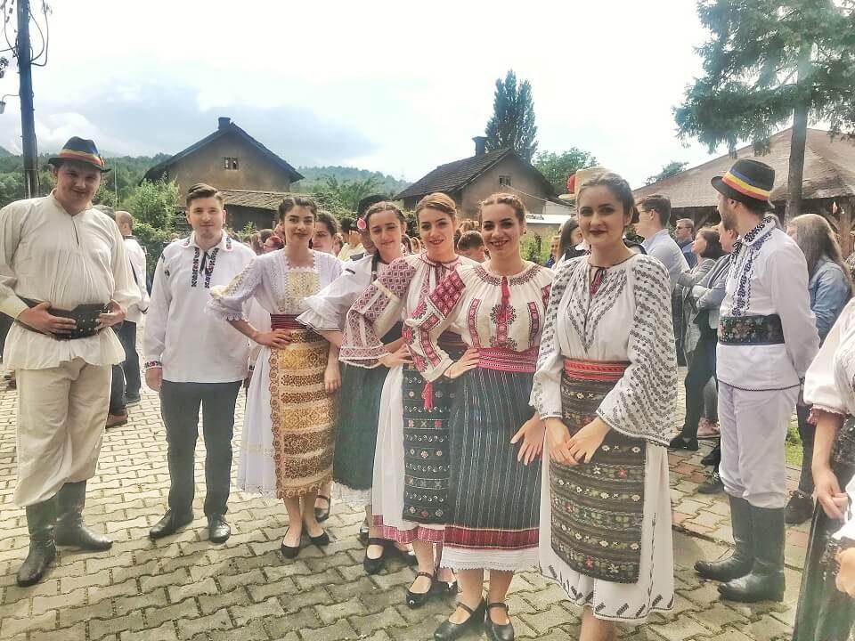 Satele UNITE ale României Eveniment 100 BARU 0