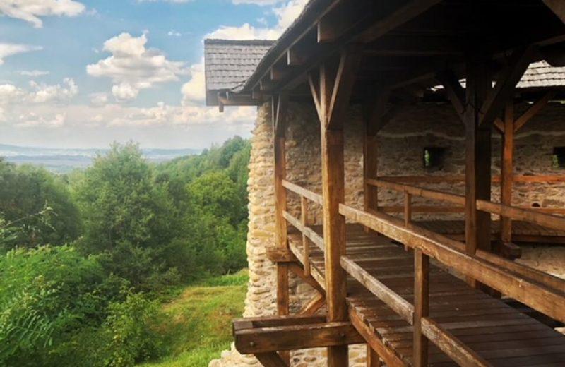 Cetatea de la Mălăiești, primul monument medieval din județul Hunedoara 3