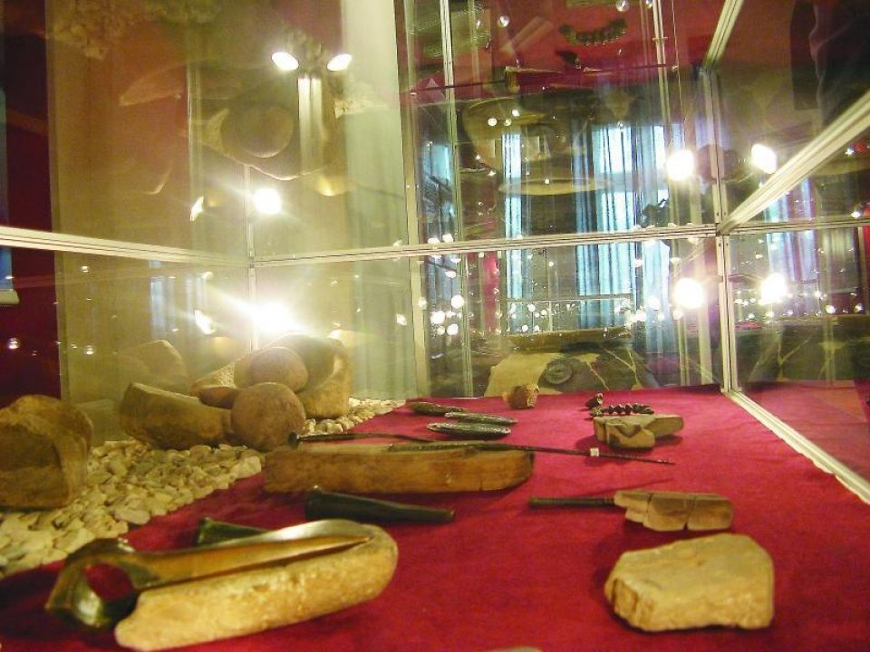 Muzeul Aurului BRAD Hunedoara 2
