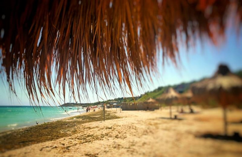 Plaja din TUZLA 2