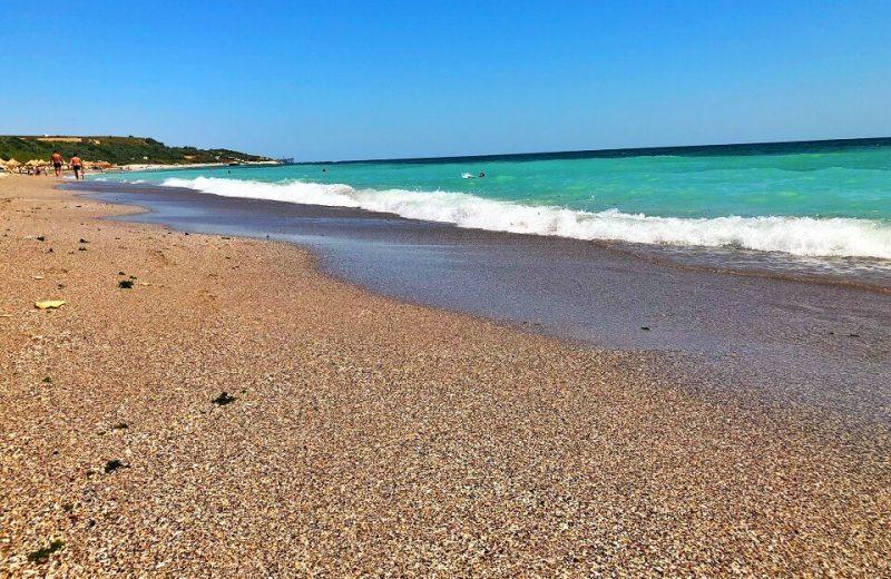 Plaja din TUZLA 4