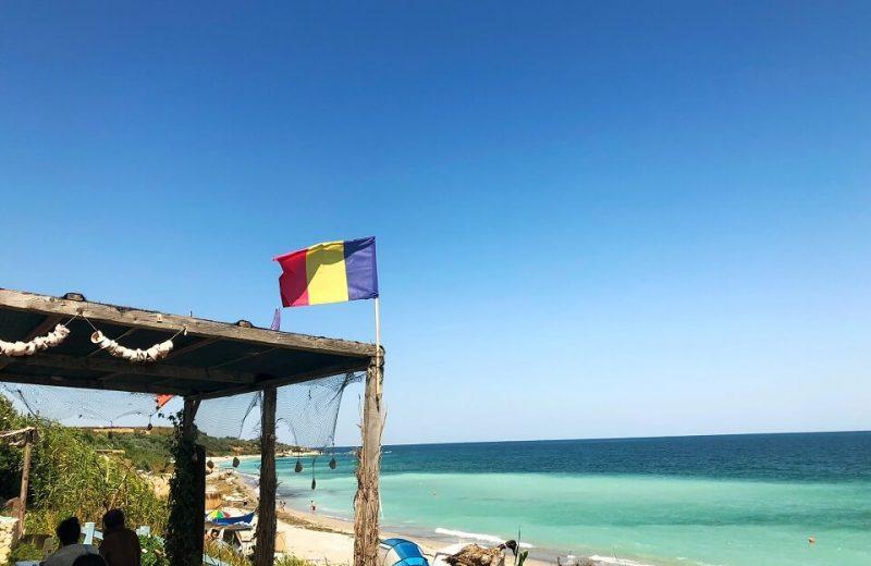 Tavernele pescărești de pe plaja din TUZLA 5