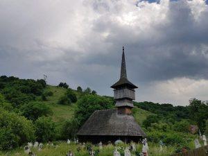 Biserica din Lăpugiu, Hunedoara.