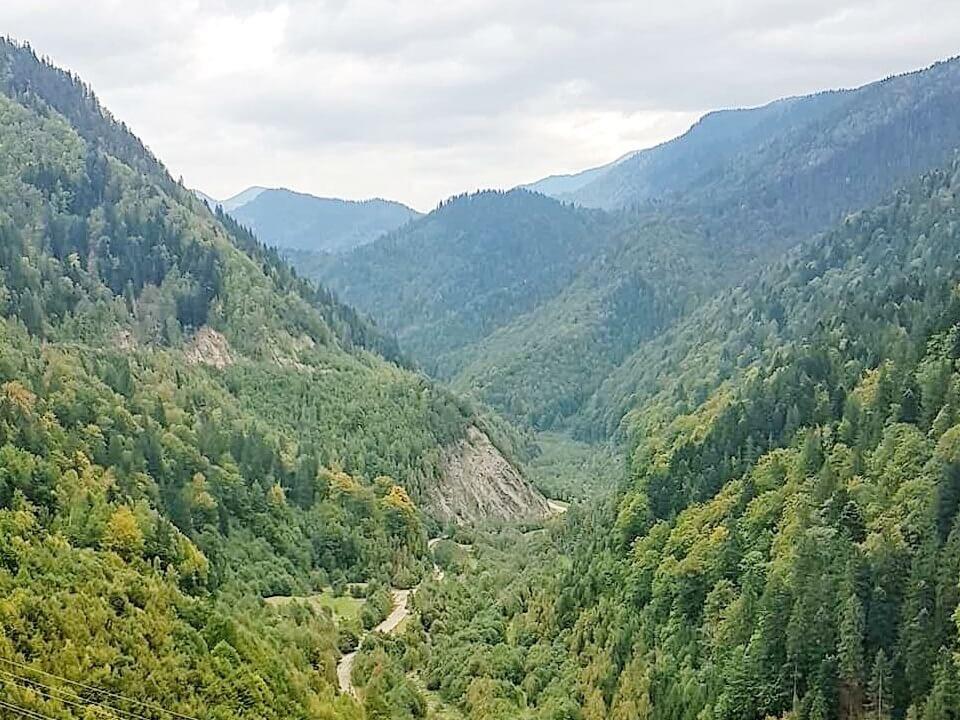 Cel mai frumos loc de pe Pământ – Barajul Gura Apelor 1