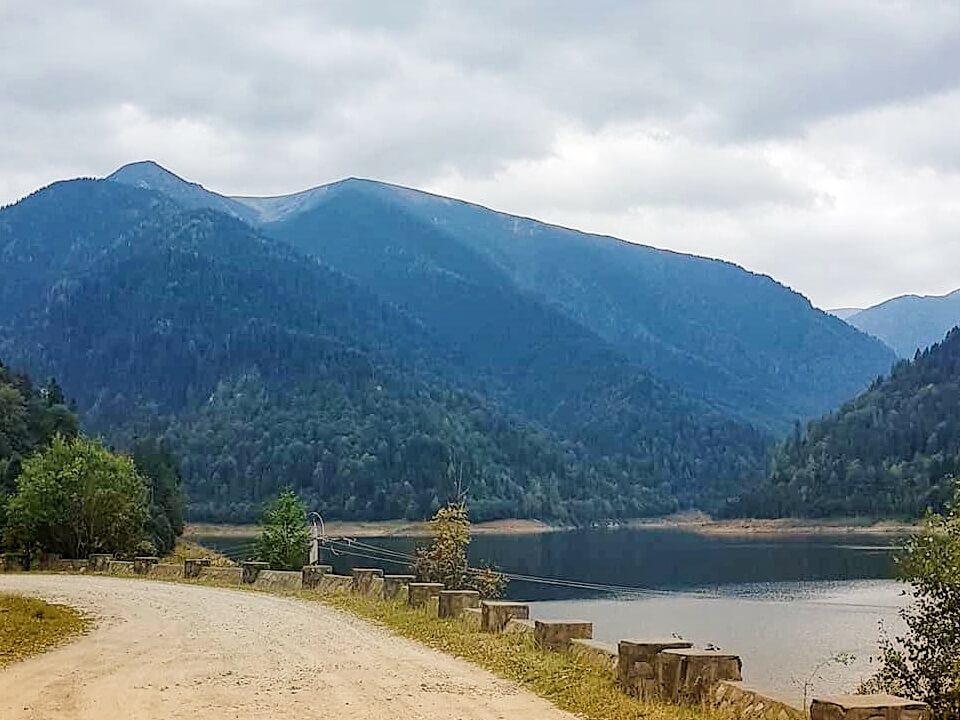 Cel mai frumos loc de pe Pământ – Barajul Gura Apelor 2