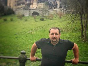 Daniel ROSCA Castelul PELES Povestea Locurilor