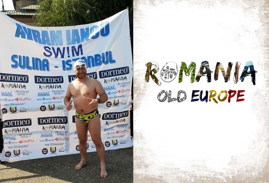 ROMANIA OLD EUROPE Avram IANCU Marea Neagra Istanbul 2018 campanie