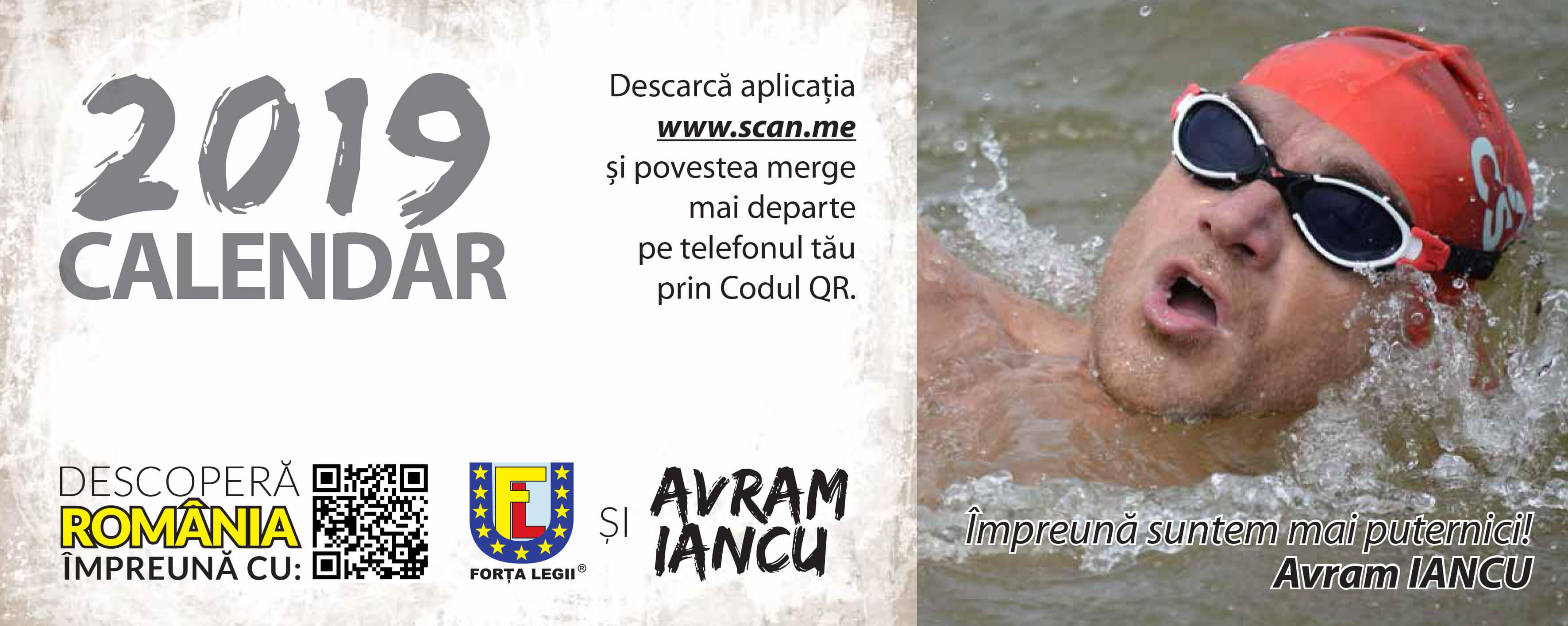 Calendar Avram IANCU 2019
