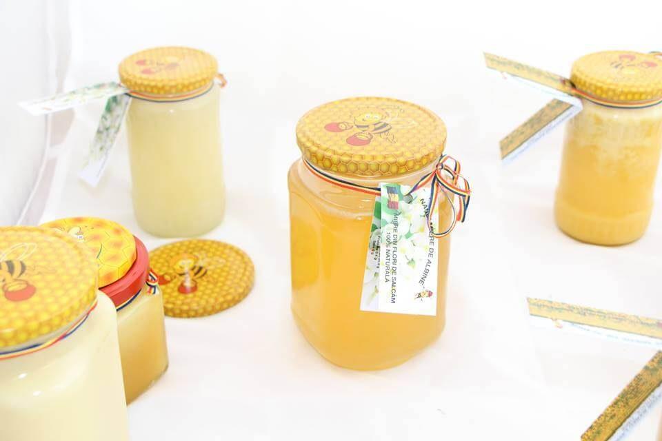 Nașul mierii din Banat 3