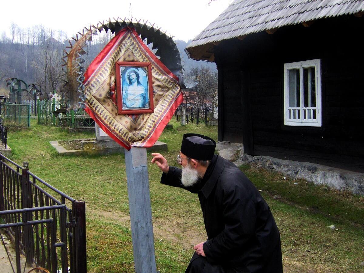 Părintele Pătrașcu la Sălătruc 2
