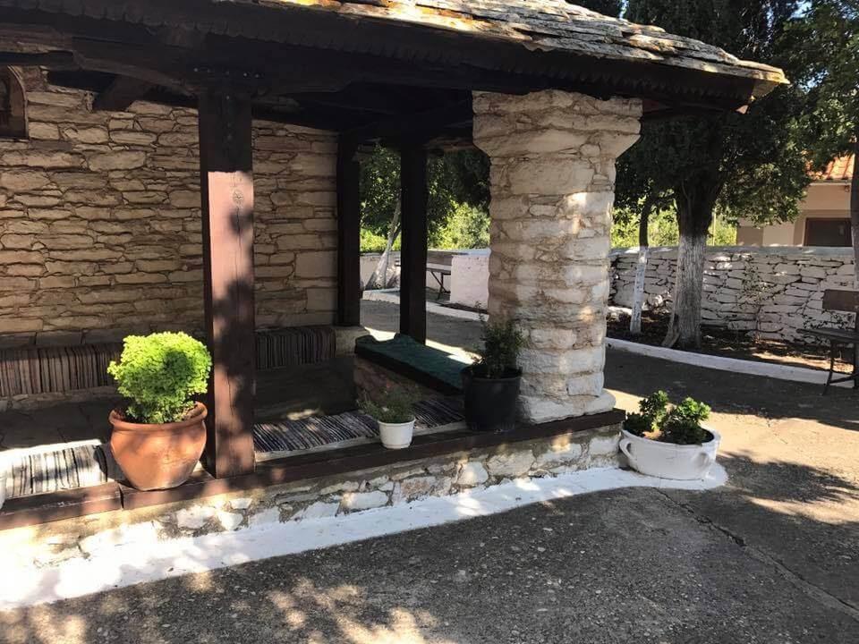 1 Biserica Agios Dimitrios 1803 d.Hr.