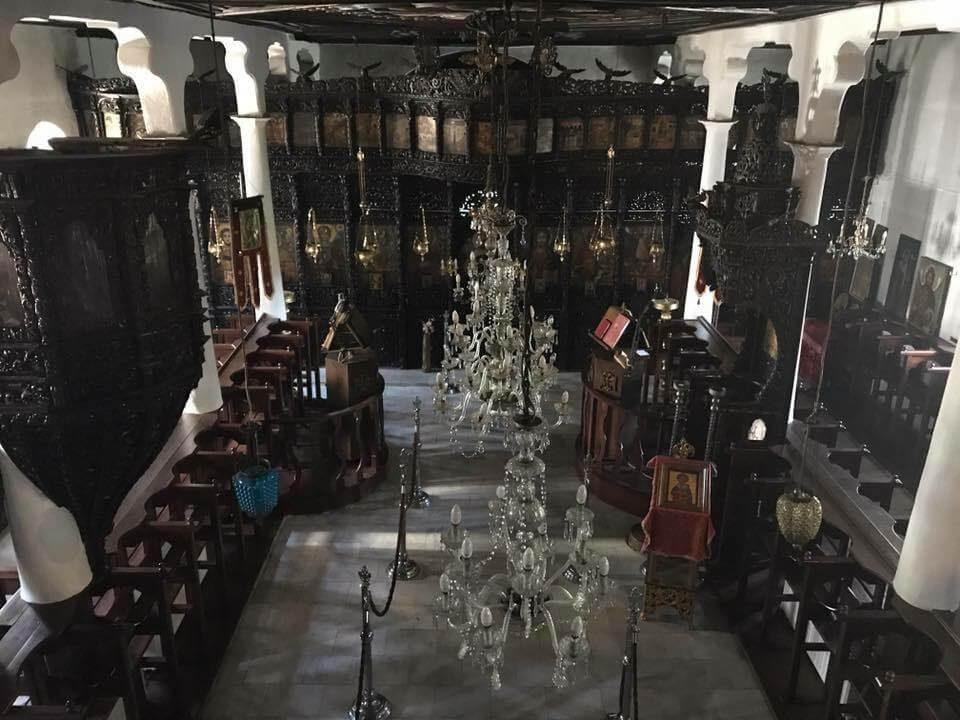 5 Biserica Agios Dimitrios 1803 d.Hr.