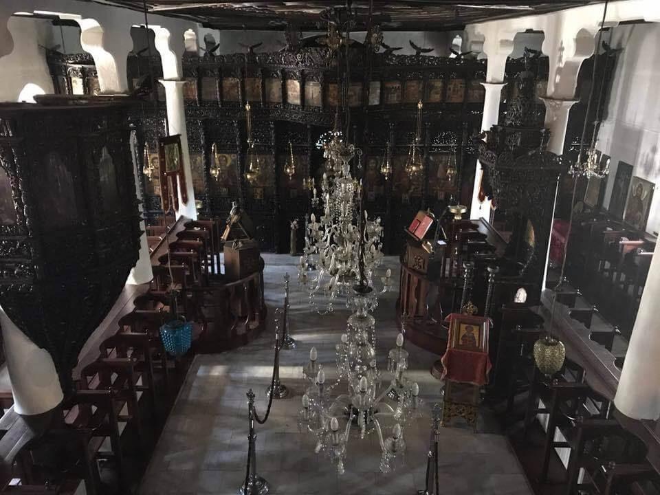 6 Biserica Agios Dimitrios 1803 d.Hr.