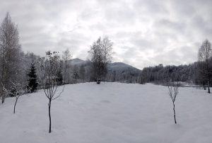 În sălbăticie... Valea Lupșească