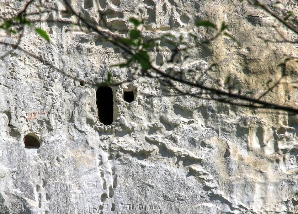 Schitul rupestru SOROCA