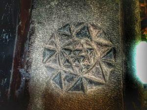 hexagrama sinca veche