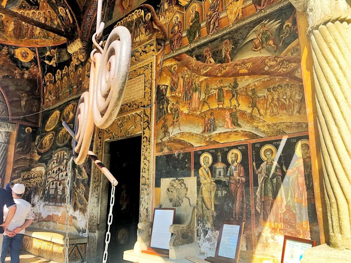 Mănăstirea Cozia 1